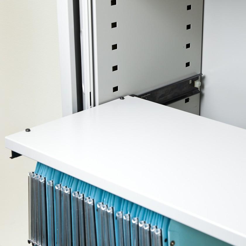 Armoire rideau metallique armoire de bureau occasion with for Armoire metallique pour chambre